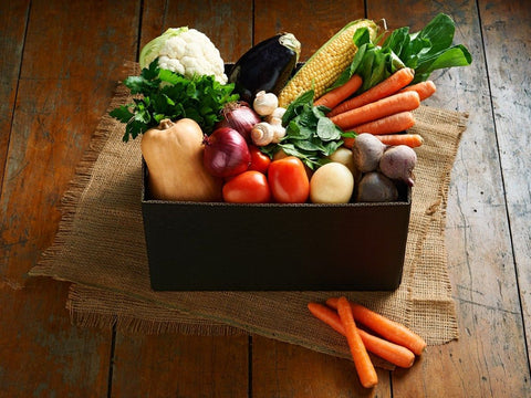 Essential Veggie Box