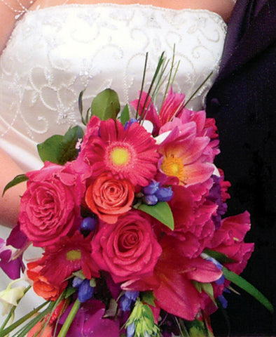 Wedding Bouquets - WEDB5