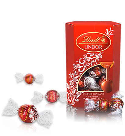 Lindt Lindor Chocolates – Love of Flowers  Flowers for All Occasions 04009624274