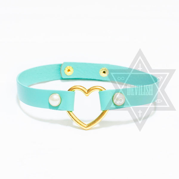 Punk mermaid choker