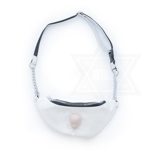 Eye doll fanny bag