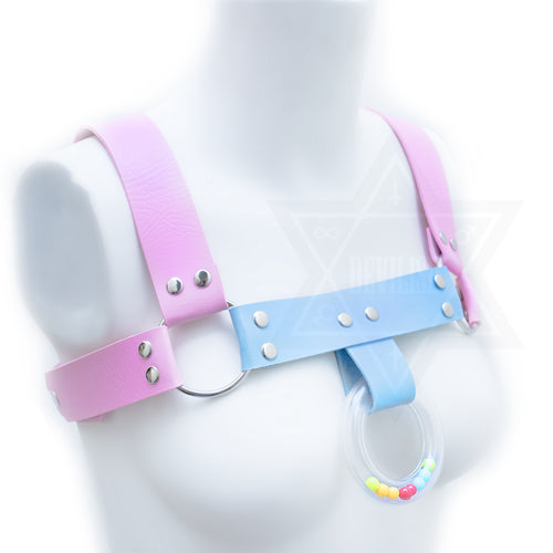 Pastel baby harness