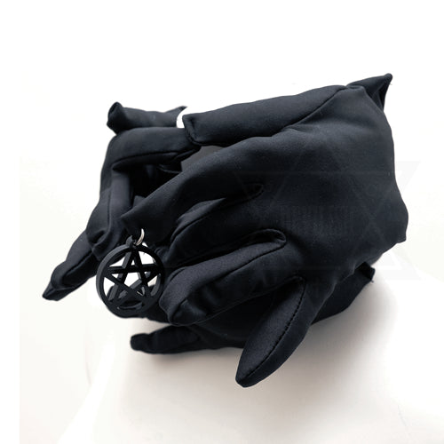Black shadows neck warmer