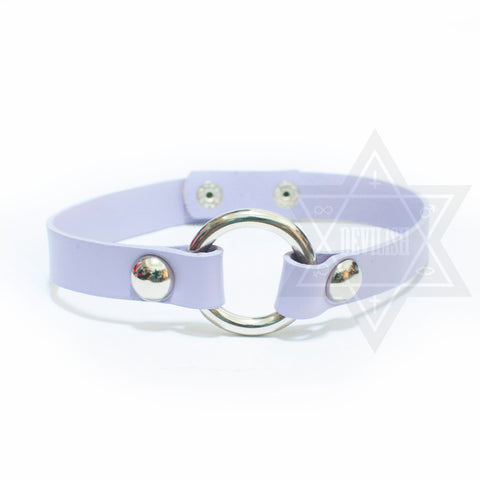 CHOKER(Black,White,Pink,Purple)