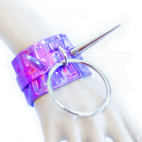 Cyber princess bangle