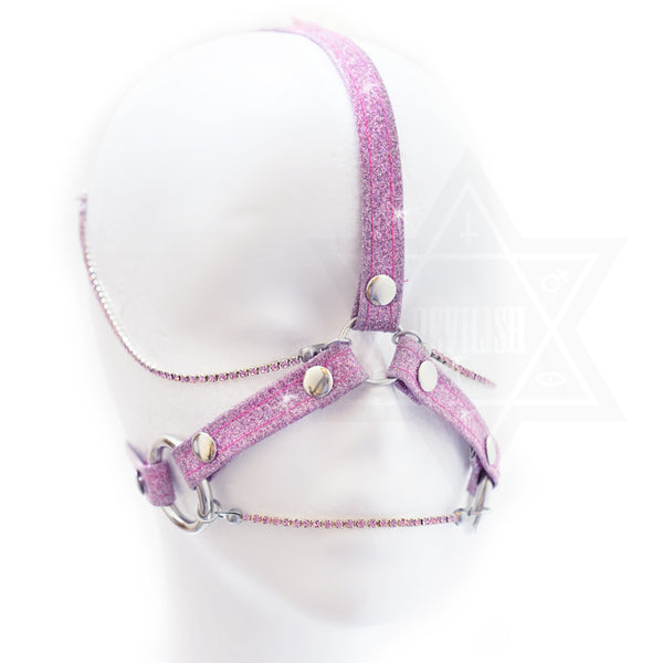 Diamond Bling head harness