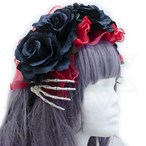 From hell hairband