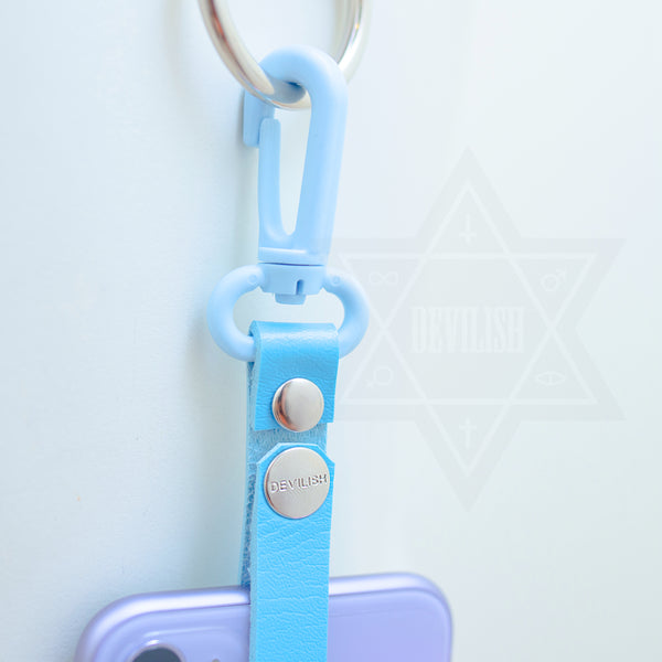 Punky heart phone harness