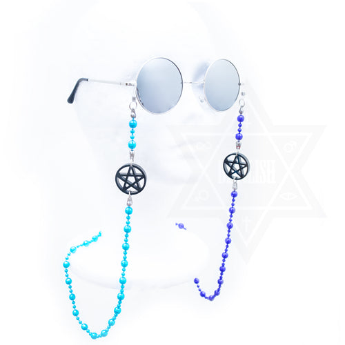 Magical moment glasses chain