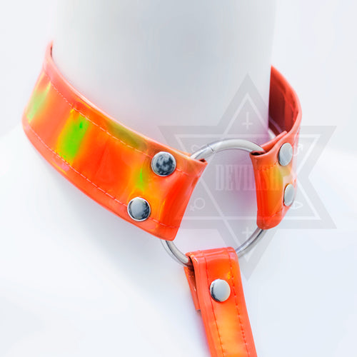 Orange soda harness*