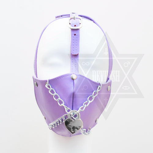 Forbidden love head harness