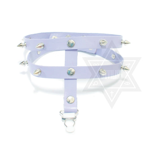 Baby doll garter(Purple,Green,Pink)
