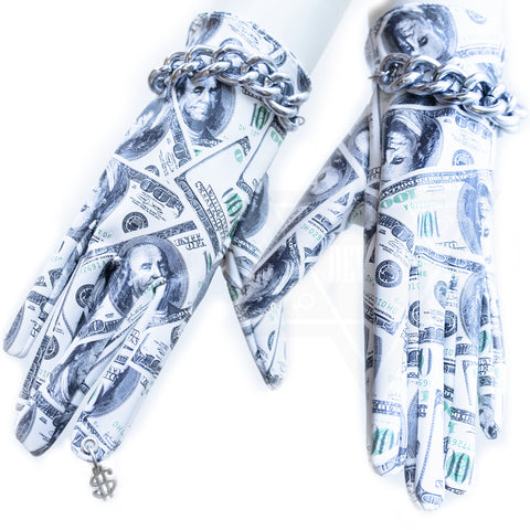 Money makes you mean gloves
