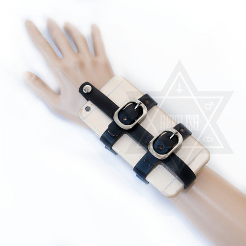 phone harness wristband