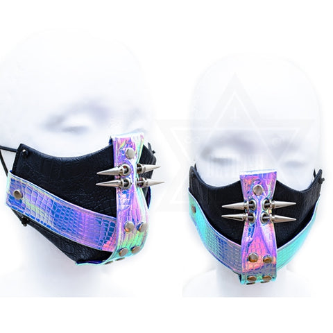 Cyber tribe mask