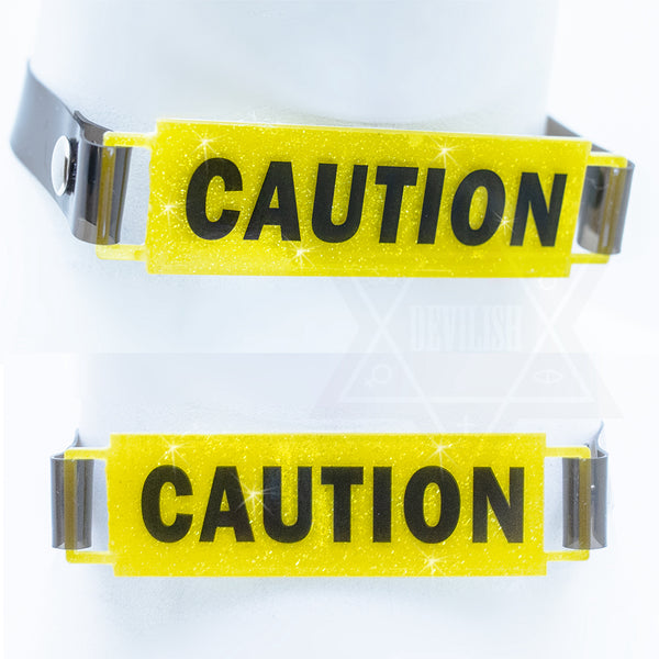 CAUTION choker