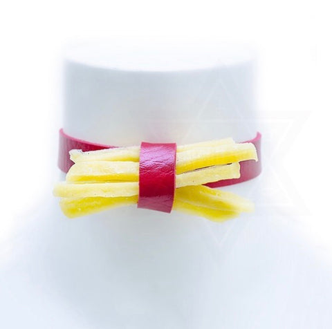 crispy fries choker