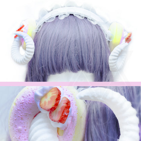 Sweets elf headpiece