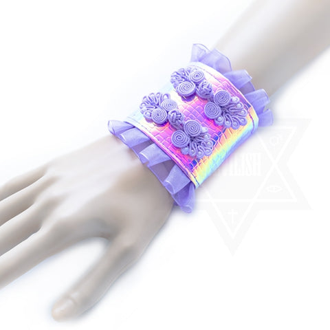 Cyber China doll bangle