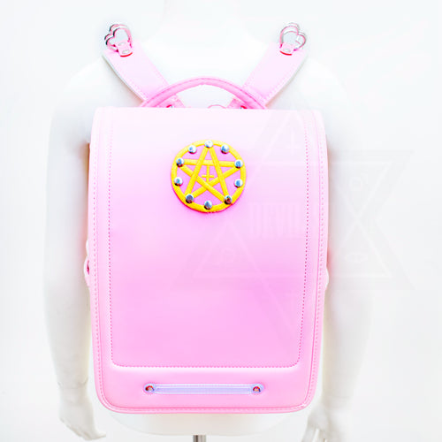 Magical girl school bag