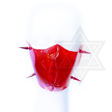 Bloody veil mask