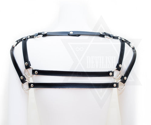 sailor collar harness