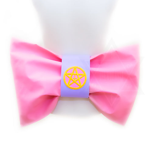 Magical girl ribbon belt