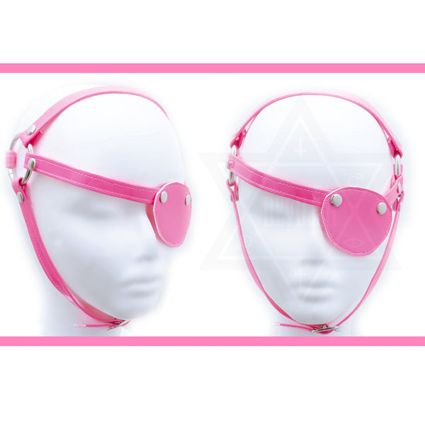 Juicy eyepatch head harness