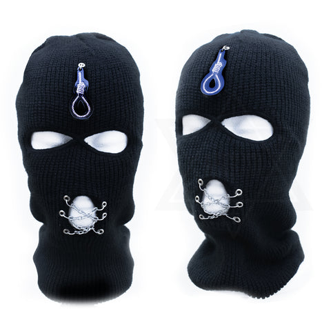 The end beanie mask
