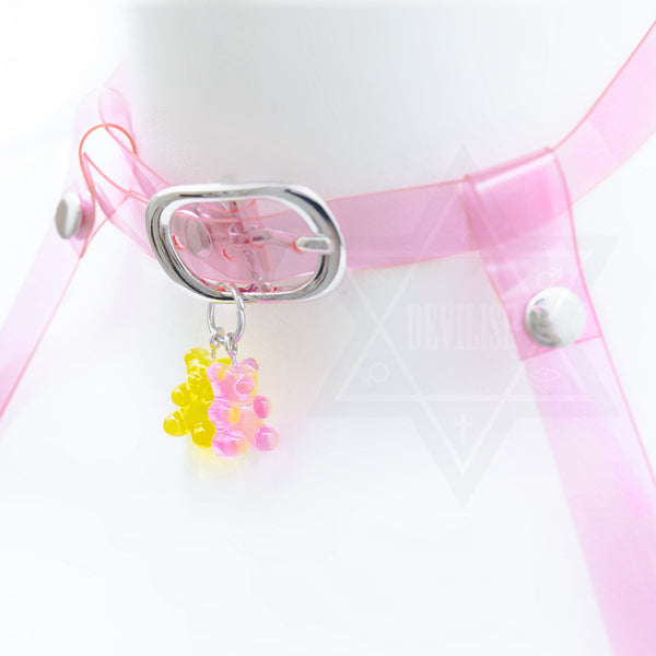 Gummy gummy harness(pink)