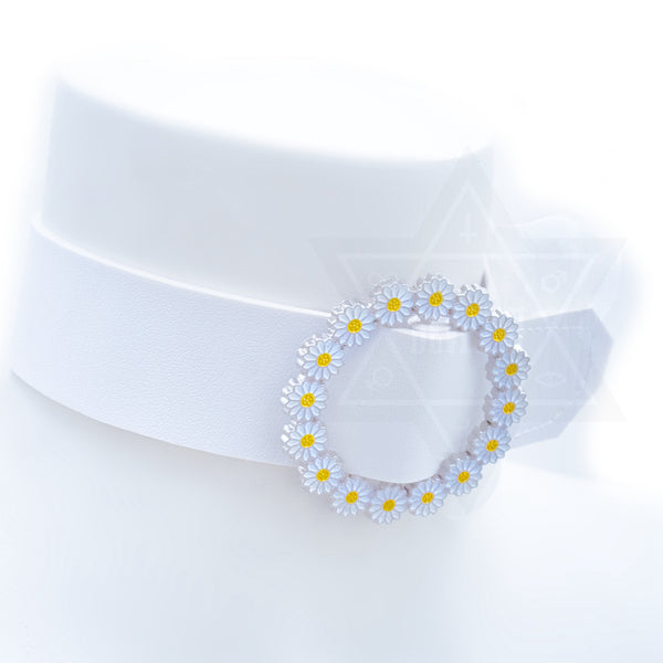 True love choker(white)