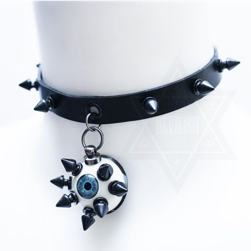 Cursed eye Choker