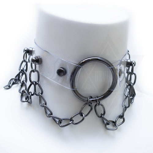 Dark enchanted Choker