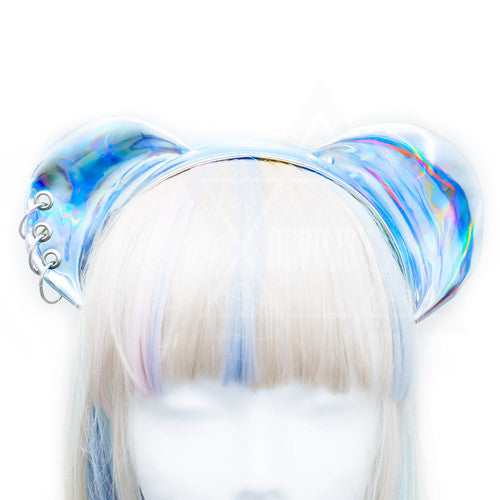 Fantasy bear hairband