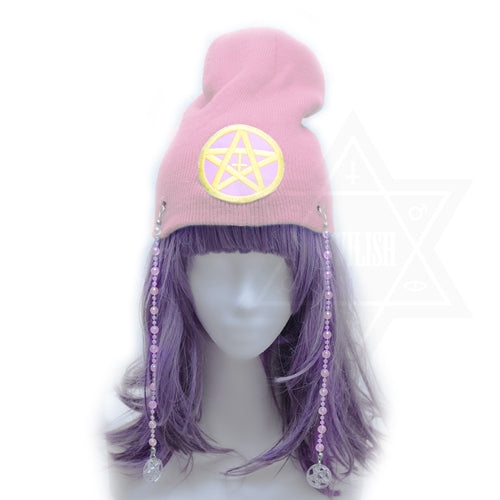 Magical girl beanie