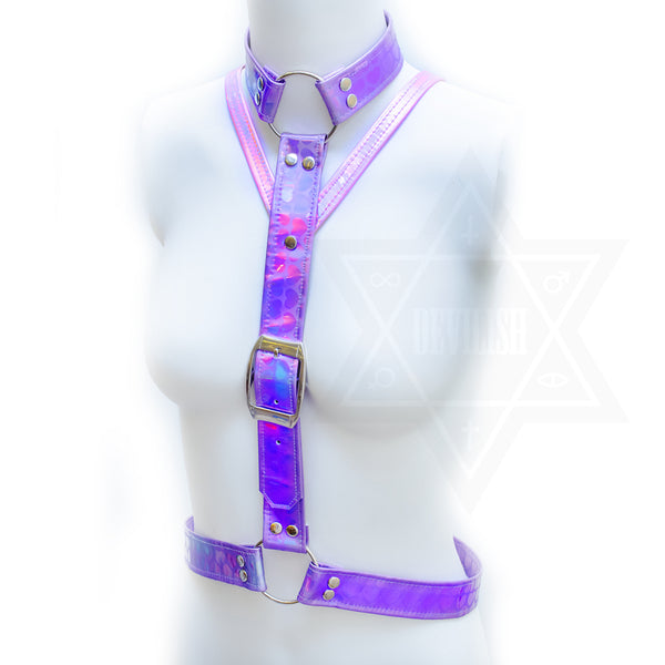 Feel my heartbeat harness