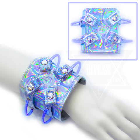 Power button bangle(HOLOGRAM)