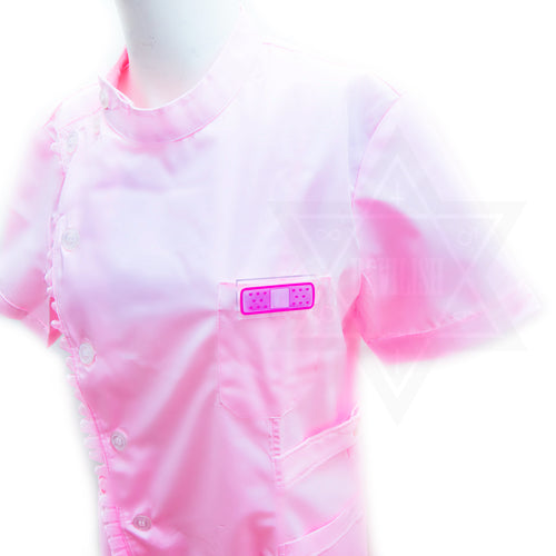 Love heals Nurse suit