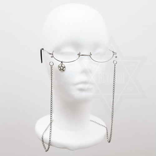 2.5D glasses (pentagram)*