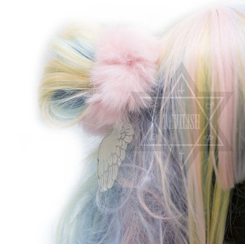 Fallen angel hair rubber *