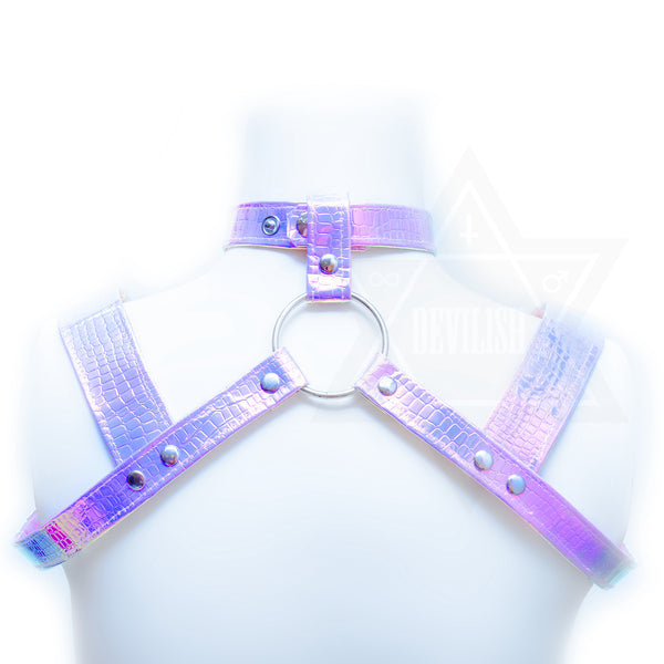 Cyber doll harness