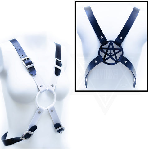 Witch trials harness