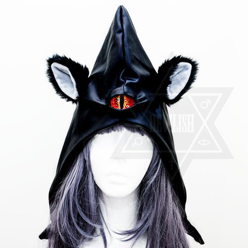 Eyed creature hat