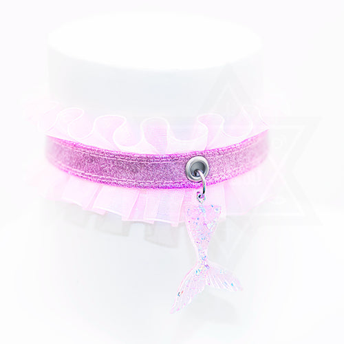 Fancy mermaid choker