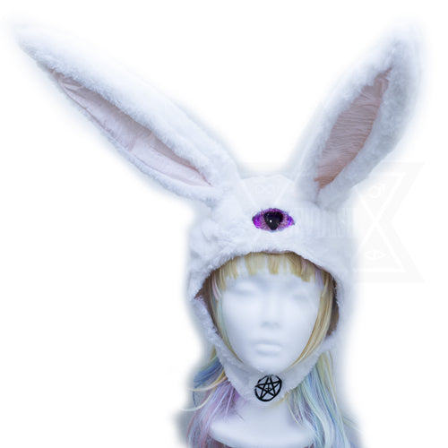 Rabbit loves you hat*
