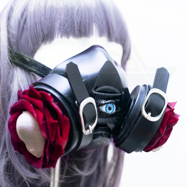 DARK wonderland gas mask