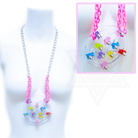 Gummyholic necklace
