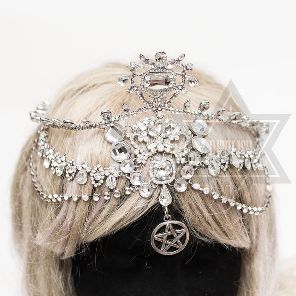Icy Princess Headpiece