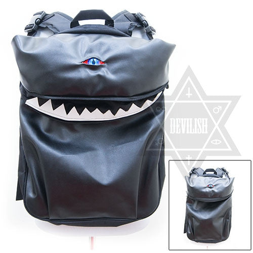 Eyed creature backpack