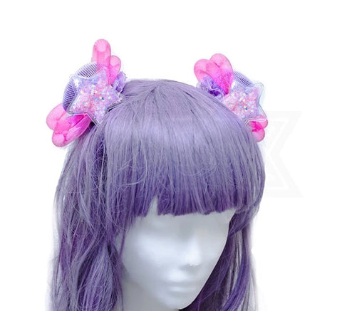 Fairy magic hair bun Covers *
